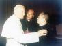 1980年5月 宮下神父、教皇様に謁見