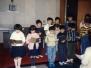 1989年12月24日 降誕祭(深夜ミサ)