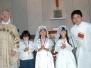 2003年11月23日 初聖体